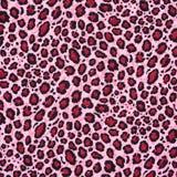 Textura del leopardo rayado de la tela Foto de archivo