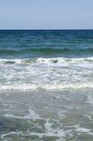 Textura del mar Fotografía de archivo