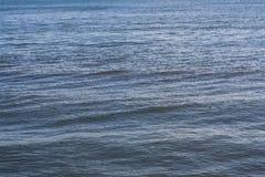 Textura del mar Fotos de archivo libres de regalías