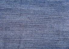 Textura del material del dril de algodón Imagen de archivo