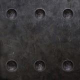 Textura del metal Fotos de archivo