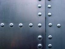 Textura del metal Imagen de archivo