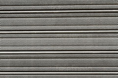 Textura del metal Imagen de archivo libre de regalías