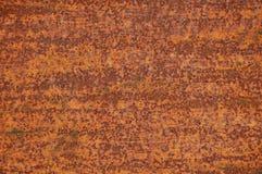 Textura del metal con los rasguños y las grietas Imágenes de archivo libres de regalías
