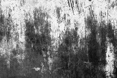 Textura del metal con los rasguños y las grietas Fotos de archivo libres de regalías
