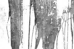 Textura del metal con los rasguños y las grietas Imagen de archivo libre de regalías