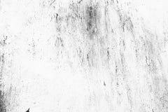Textura del metal con los rasguños y las grietas del polvo Backgroun texturizado Fotos de archivo libres de regalías