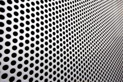Textura del metal de Chrome Fotografía de archivo libre de regalías