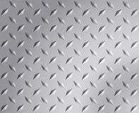 Textura del metal de la placa Imagen de archivo