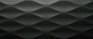 Textura del metal del Presidente Imágenes de archivo libres de regalías