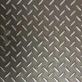 Textura del metal del diamante fotografía de archivo libre de regalías
