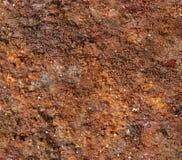 Textura del metal ferruginoso viejo Imagen de archivo