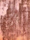 Textura del metal oxidado Fondo y detalle Fotografía de archivo libre de regalías
