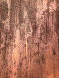 Textura del metal oxidado Fondo y detalle Foto de archivo libre de regalías
