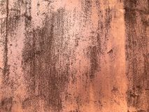 Textura del metal oxidado Fondo y detalle Imagen de archivo libre de regalías
