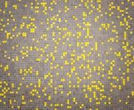 Textura del mosaico colorido Imagen de archivo libre de regalías