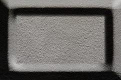 Textura del muro de cemento Imágenes de archivo libres de regalías