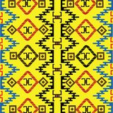 Textura del nativo americano Imagen de archivo