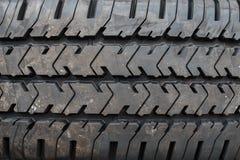 Textura del neumático Foto de archivo libre de regalías