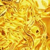 Textura del oro stock de ilustración
