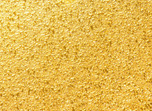 Textura del oro Foto de archivo