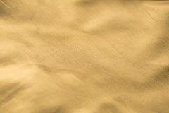 Textura del oro Imágenes de archivo libres de regalías