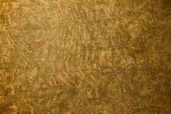 Textura del oro con interferencia Fotografía de archivo libre de regalías