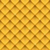 Textura del oro. Fondo inconsútil del vector Imagen de archivo