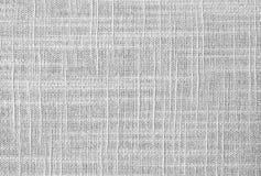 Textura del paño de lino Foto de archivo