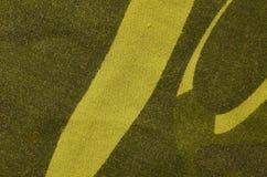 Textura del paño del camuflaje de la materia textil Fotos de archivo