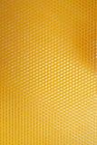 Textura del panal de la abeja Imagen de archivo libre de regalías