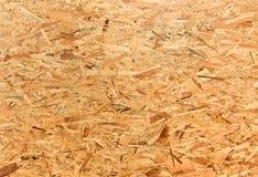Textura del panel de fibras de madera Fotografía de archivo libre de regalías