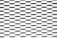 Textura del panel del metal Imagen de archivo