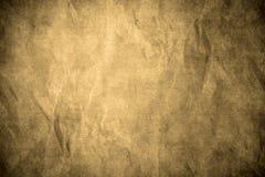 Textura del papel de Brown Fotos de archivo