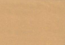 Textura del PAPEL de BROWN del SOBRE imagen de archivo