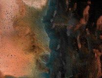 TEXTURA DEL PAPEL DE LA ACUARELA Texturas hermosas para el diseño fotografía de archivo libre de regalías
