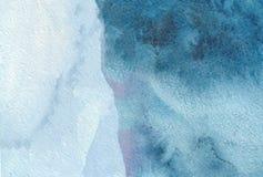 TEXTURA DEL PAPEL DE LA ACUARELA Texturas hermosas para el diseño fotografía de archivo
