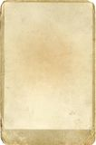 Textura del papel de la foto de la vendimia Foto de archivo