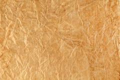 Textura del papel del cbrown Fotografía de archivo