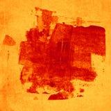 Textura del papel del Grunge, fondo del vintage Fotografía de archivo