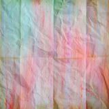 Textura del papel del vintage Fotografía de archivo libre de regalías