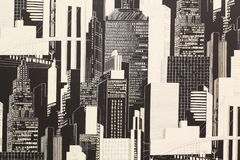 Textura del papel pintado Imágenes de archivo libres de regalías