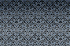 Textura del papel pintado azul marino Ilustración del Vector