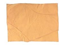 Textura del papel viejo Imagen de archivo libre de regalías