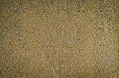 Textura del papel viejo del cartón Imagen de archivo libre de regalías