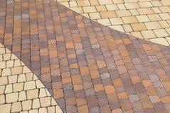 Textura del pavimento fotografía de archivo libre de regalías