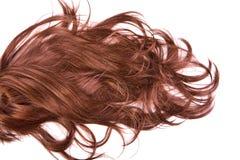 Textura del pelo Imagen de archivo libre de regalías