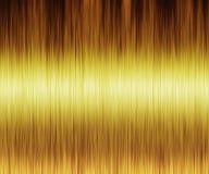 Textura del pelo rubio Imagen de archivo libre de regalías