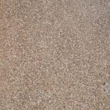 Textura del piso de la arena para el fondo Fotos de archivo libres de regalías