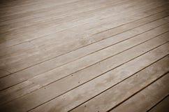 Textura del piso de los tableros de madera fotografía de archivo
